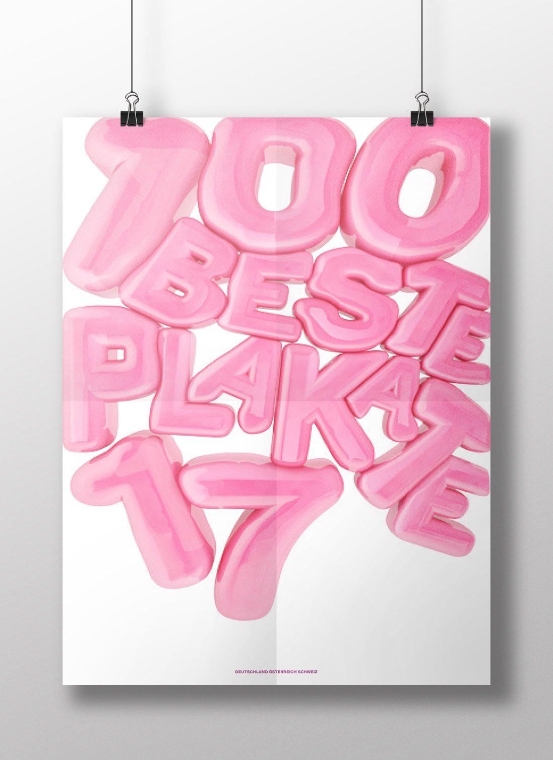100 Beste Plakate